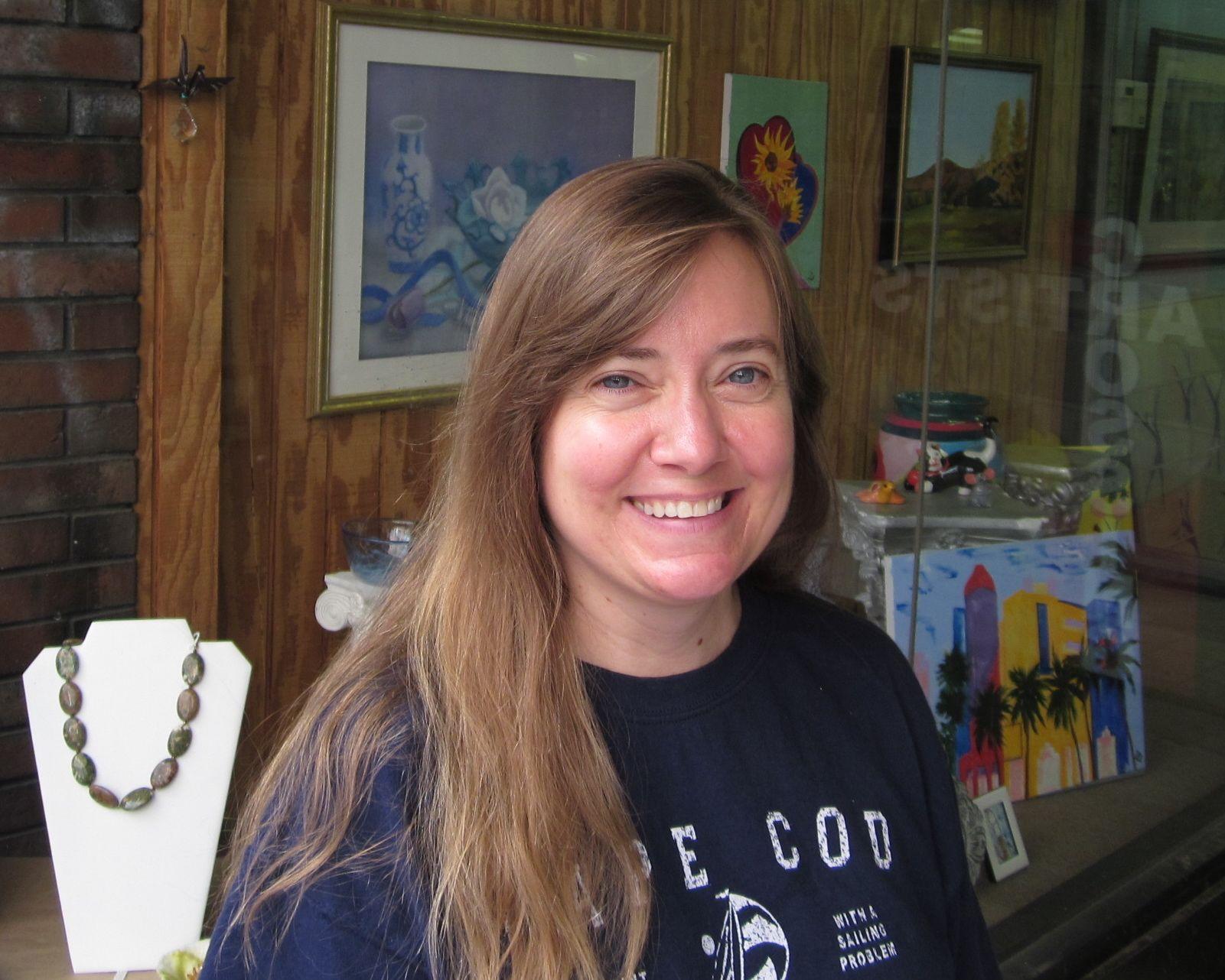 photograph of Jen Matson