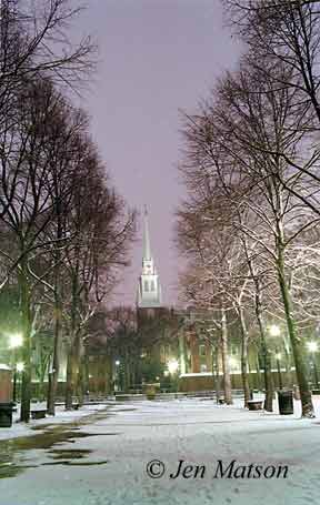Old North Church – #241