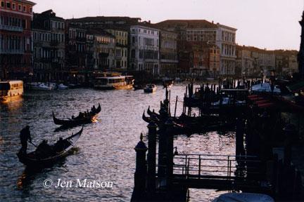 Venice Gondola – #293