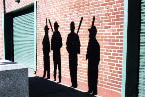 Fenway Shadows