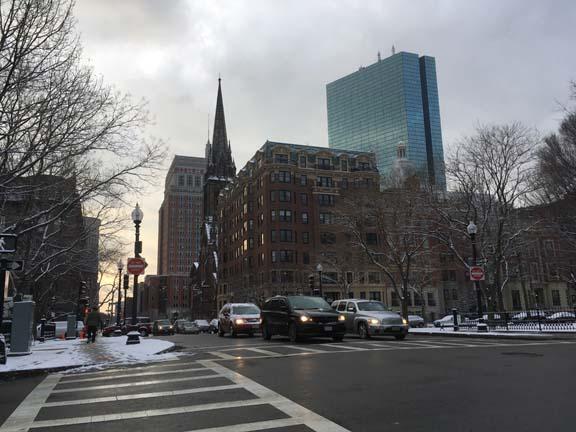 Photo by Jen Matson, Boston artist